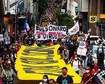 Trabalhadores brasileiros começam a se mover
