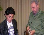 Maradona conheceu o sucesso e a ruína, nunca o fracasso