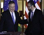 Brasil reafirma apoio aos EUA contra a Venezuela