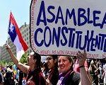 O Chile a semanas do plebiscito que abre um inédito processo constituinte