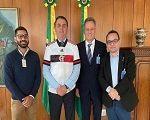 """'MP do Flamengo': Brasil cada vez mais """"orgulhosamente só"""""""
