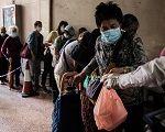 Fome, outra pandemia