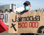 Ecos do 19J no Brasil